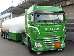 DAF XF 510 FT 4x2 Space Cab