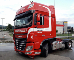 DAF XF 460 FTP 6x2 Super Space Cab