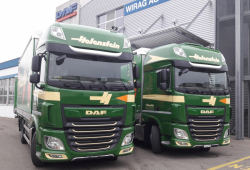 DAF new XF 480 FAR Super Space Cab