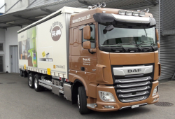 DAF new XF 450 FAN Space Cab