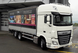 DAF new XF 530 FAN Super Space Cab