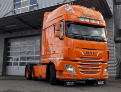 DAF new XF 530 FTP SSC 6x2