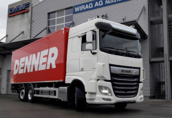 DAF new XF 530 FAN Space Cab