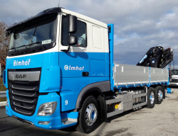 DAF new XF 480 FAN Comfort Cab