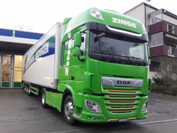 DAF new XF 450 FT SSC