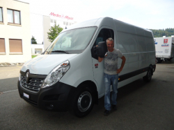 Renault Master T35 dCi 145