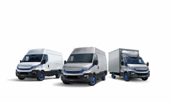 Lieferwagen Iveco Daily