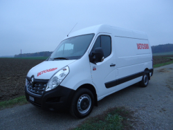 Renault Master T35 dCi145