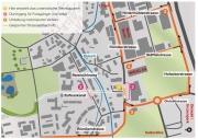 Anfahrtsplan WIRAG AG Winterthur