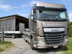 DAF XF 440 FAN SC 6x2
