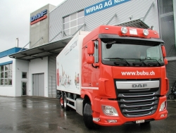 DAF XF 410 FAN Space Cab