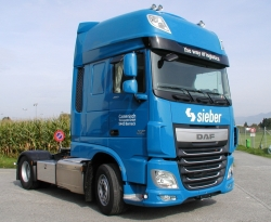 DAF XF 460 FT Super Space Cab