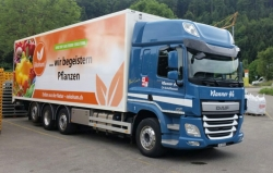 DAF CF 440 FAQ Space Cab