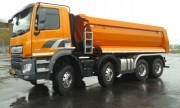 DAF CF 8x4 Construction in Bern