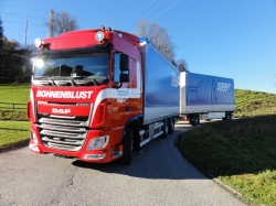DAF XF 460 FAN Space Cab