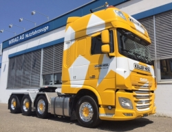DAF XF 510 FTM 8x4 Super Space Cab