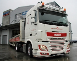 DAF XF 510 FT Space Cab Low Deck