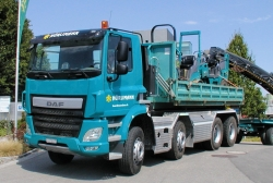 DAF CF 460 FAD Construction