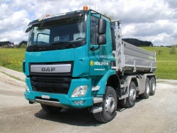 DAF CF 440 FAD Construction