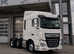 DAF new XF 480 FTP SC 6x2