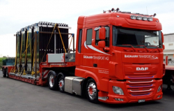 DAF new XF 480 FTP Space Cab Lowdeck