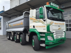 DAF CF 510 FAD 10x4 VL Construction