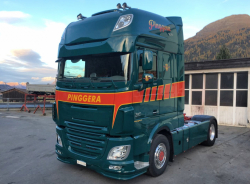 DAF XF 510 FT Super Space Cab mit Hydroaxle+