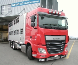 DAF XF 510 FAN Space Cab