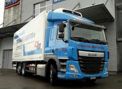 DAF CF 460 FAN SL