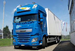 DAF XF 510 FAN Super Space Cab