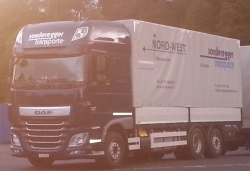 DAF XF 460 FAN Super Space Cab
