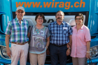 Lieferwagen Winterthur