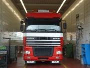 Lastwagen DAF XF95
